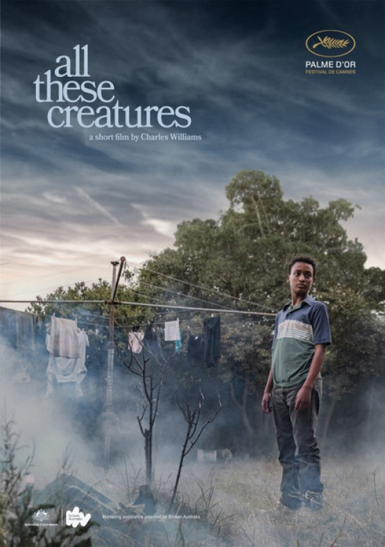 Williams_Charles_All These Creatures_Poster-2