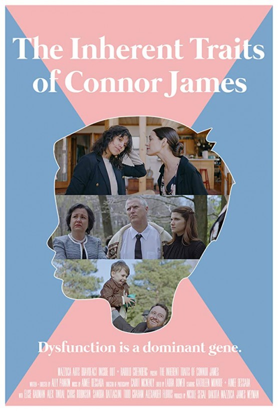 Pankiw_Ally_The Inherent Traits of Connor James_Poster