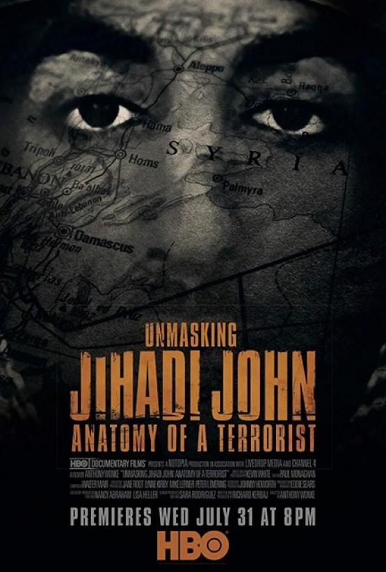 Wonke_Anthony_Unmasking Jihadi John - Anatomy of a Terrorist_Poster