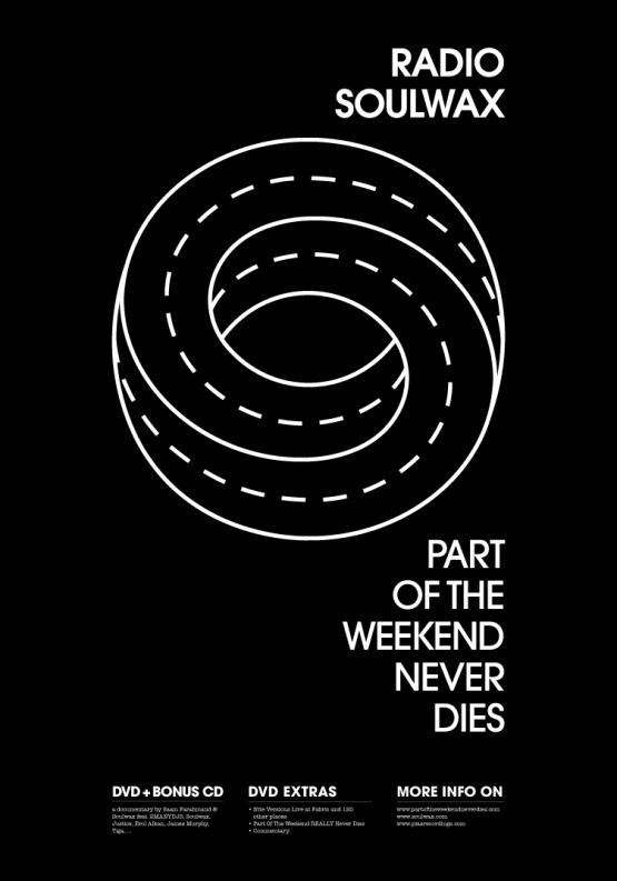 Farahmand_Saam_Part of the weekend never dies_Poster