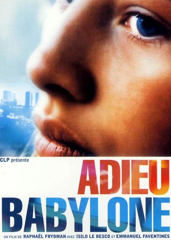 Frydman_Raphael_Adieu Babylone_Poster
