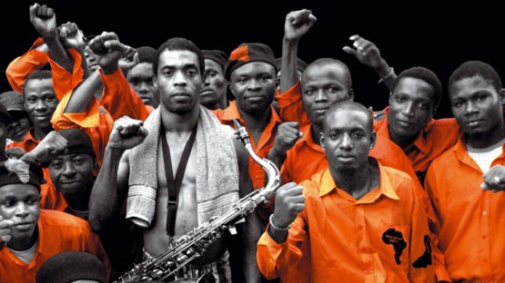 Frydman_Raphael_Femi Kuti, Live at the Shrine