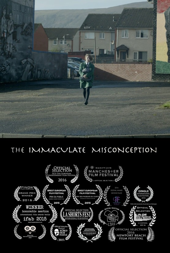 Geoghegan_Michael_The Immaculate Misconception_Poster