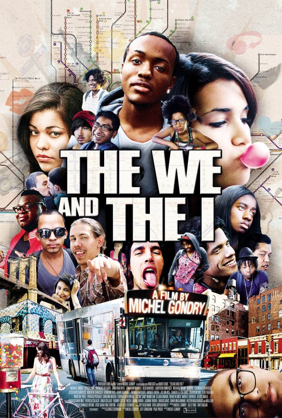 Gondry_Michel_The We and the I_Poster