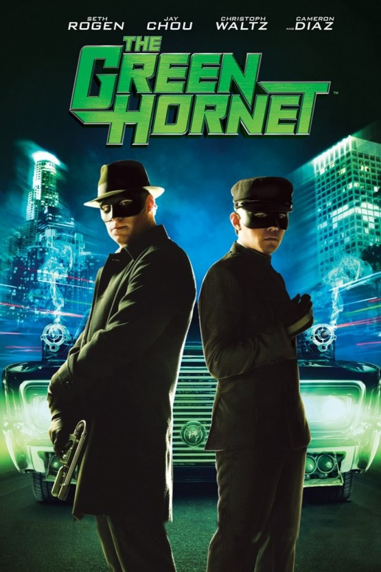 Gondry_Michel_The Green Hornet_Poster