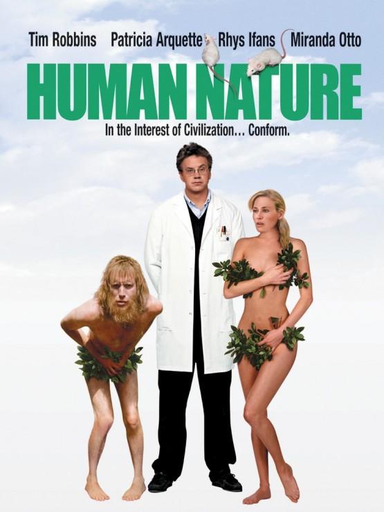 Gondry_Michel_Human Nature_Poster