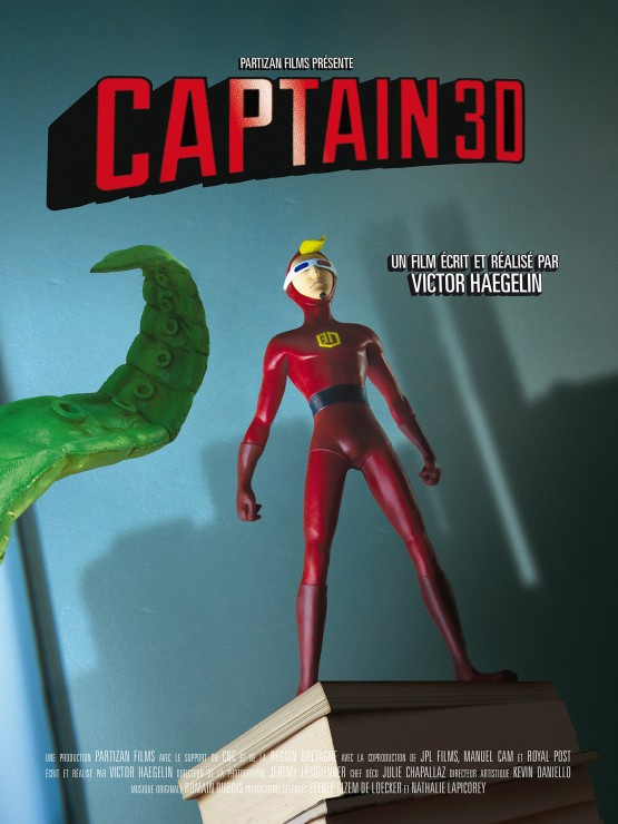 Haegelin_Victor_Captain 3D_Poster