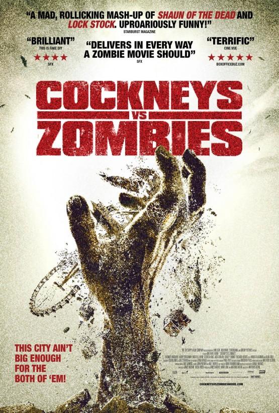 Hoene_Matthias_Cockneys vs Zombies_Poster