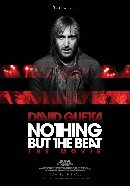 Monfaradi_Huse_Nothing but the Beat_Poster
