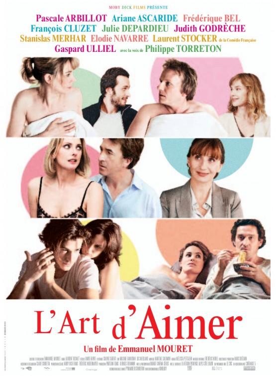 Mouret_Emmanuel_L'Art d'Aimer_Poster