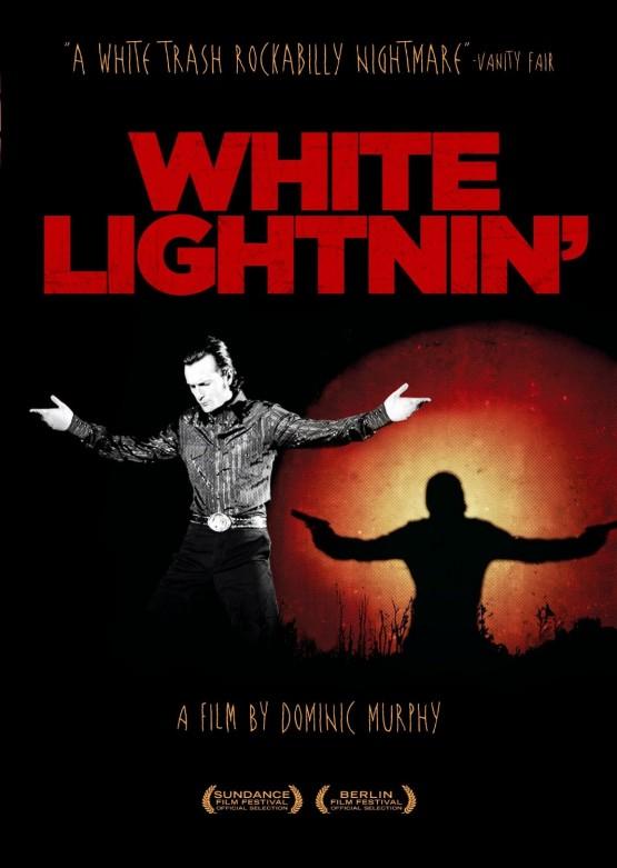 Murphy_Dominic_White Lightnin'_Poster
