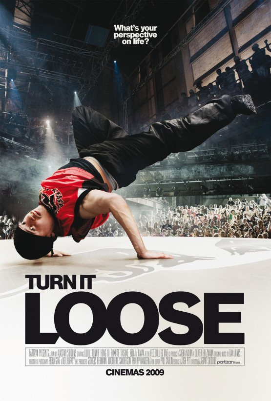 Siddons_Alastair_Turn It Loose_Poster