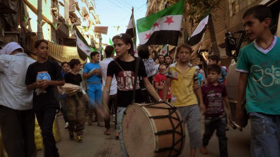 Wonke_Anthony_Syria, Children on the Frontline