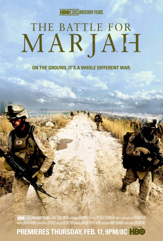 Wonke_Anthony_The Battle for Marjah_Poster