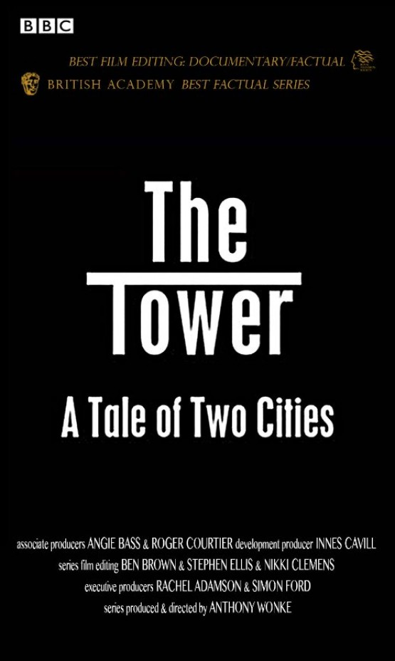 Wonke_Anthony_The Tower 'A Tale of Two Cities'_Poster