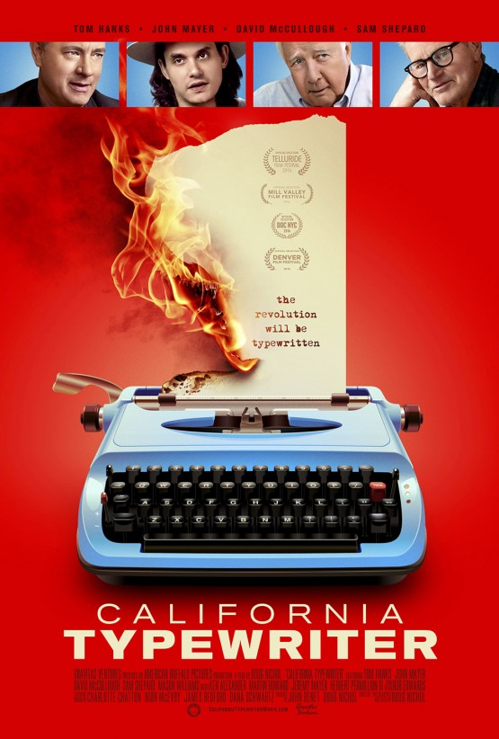 Nichol_Doug_California Typewriter_Poster-2
