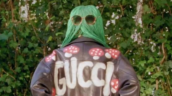 Kong_Alice_Gucci x Mad_Spooky Gucci Glasses