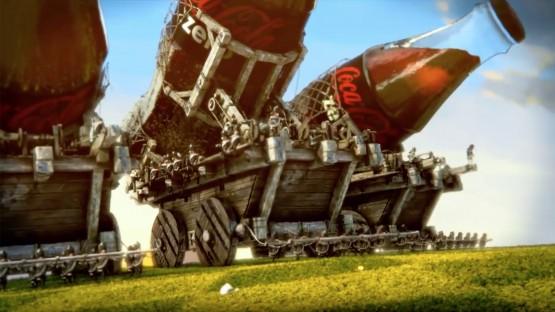 Candeland_Pete_Coca-Cola Zero_Invasion