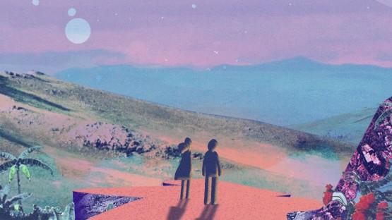 Khosravani_Andrew_Citadel Music Festival_Bonobo Animated Poster
