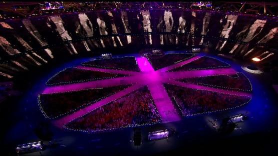 Dawkins_Kate_London Olympics 2012_Ceremony
