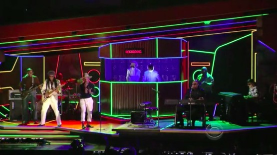 Fu_Warren_Daft Punk_Grammys 2014