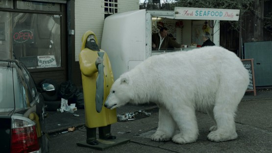 Geoghegan_Michael_Greenpeace_The homeless polar bear