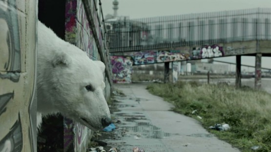Geoghegan_Michael_Greenpeace_Making of _The homeless polar bear_