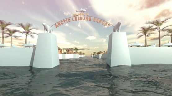 Studio Smack__Greenpeace_The Arctic Leisure Resort
